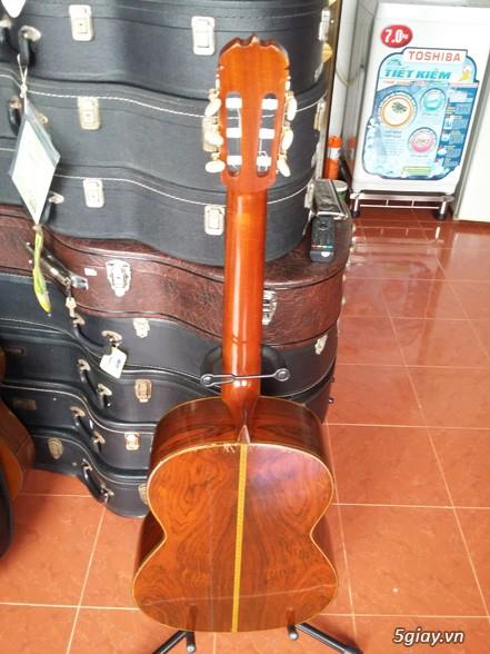 Guitar Jacaranda Matsouka M 60, No 20, Morris MC 50 và Kurosawa No 6 - 23