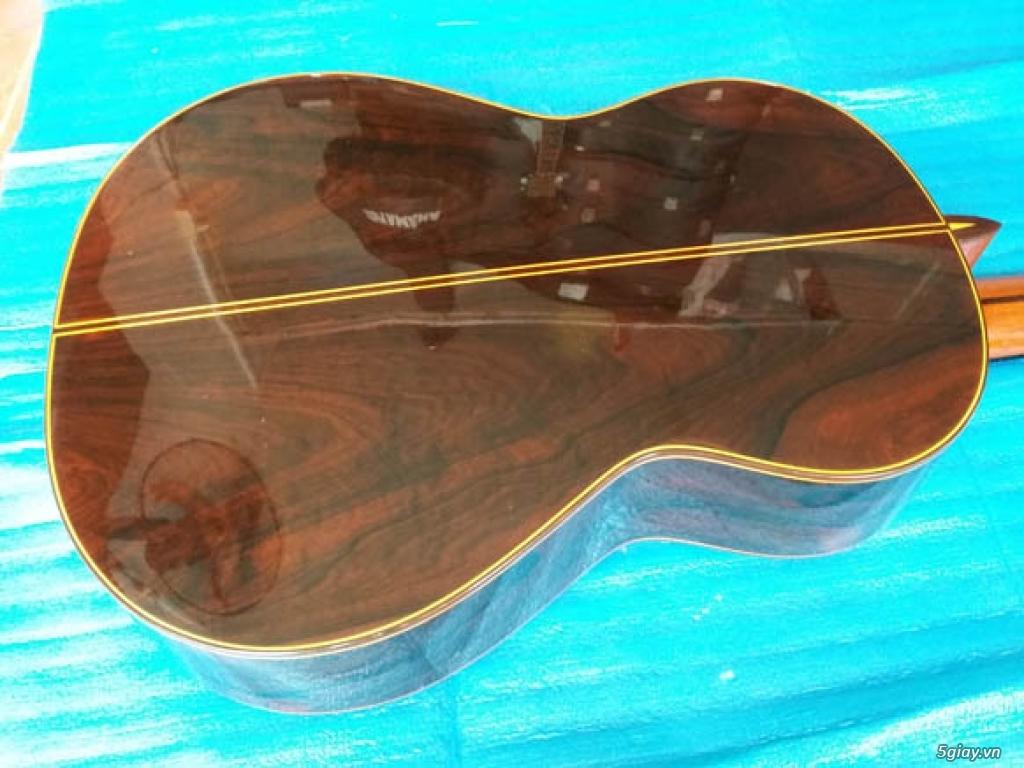 Guitar Jacaranda Matsouka M 60, No 20, Morris MC 50 và Kurosawa No 6 - 3