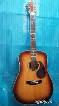Guitar Morris W 60 và Guitar Yamaha FG 401Nhật - 12