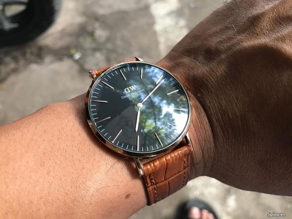 Đồng hồ mới 90% chính hãng Swatch , DW , seiko đẹp giá tốt cho anh em - 39