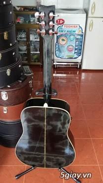 Guitar Morris W 60 và Guitar Yamaha FG 401Nhật - 20