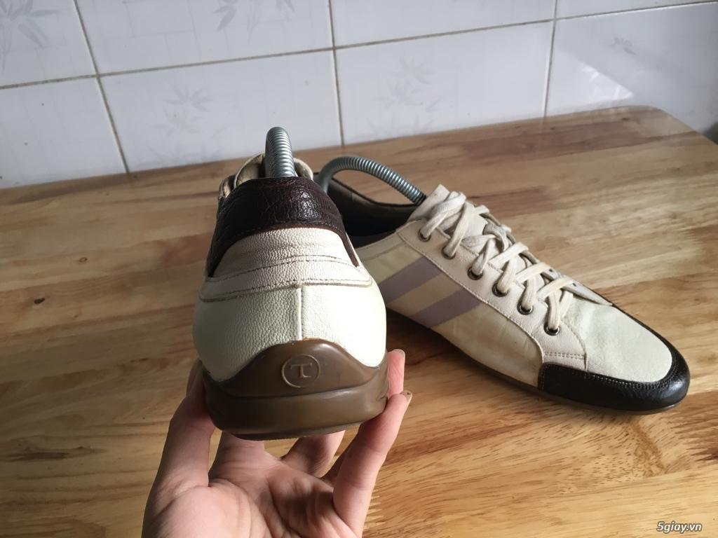 Hàng về GIÀY DR MARTENS FULLBOX, giày da, thể thao nam hàng hiệu - 36
