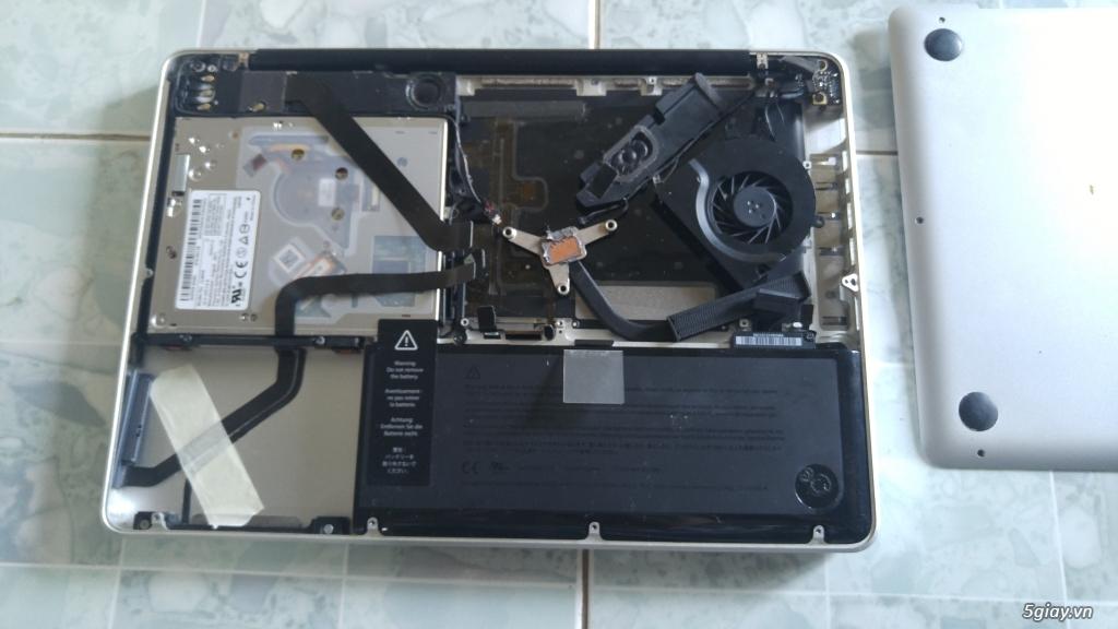 rã xác macbook pro a1278 i5 - TP Hồ Chí Minh - Five vn