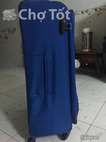 Cần bán 1 vali mới 100% chưa qua sử dụng - 2