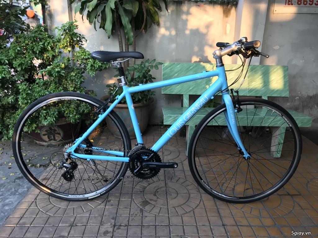 Xe đạp hàng Kho Bãi từ Cam về.. - 6