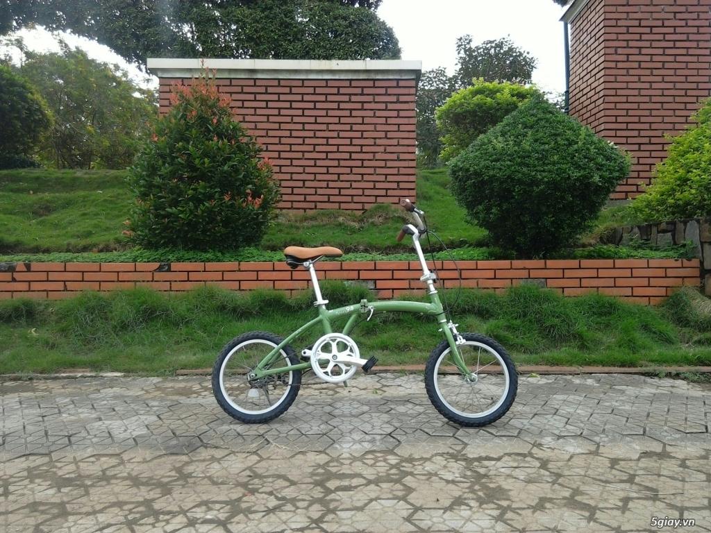 Chuyên Xe đạp Nhật bãi : Touring , Road , Mini , Xếp , MTB.......... - 5