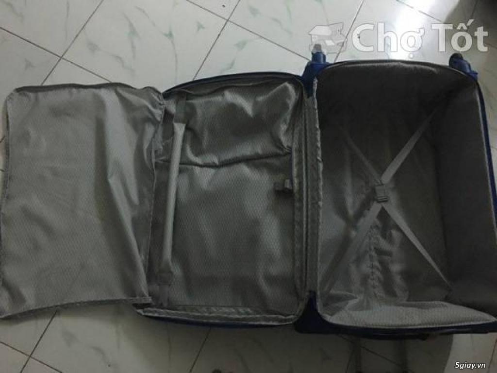 Cần bán 1 vali mới 100% chưa qua sử dụng - 4