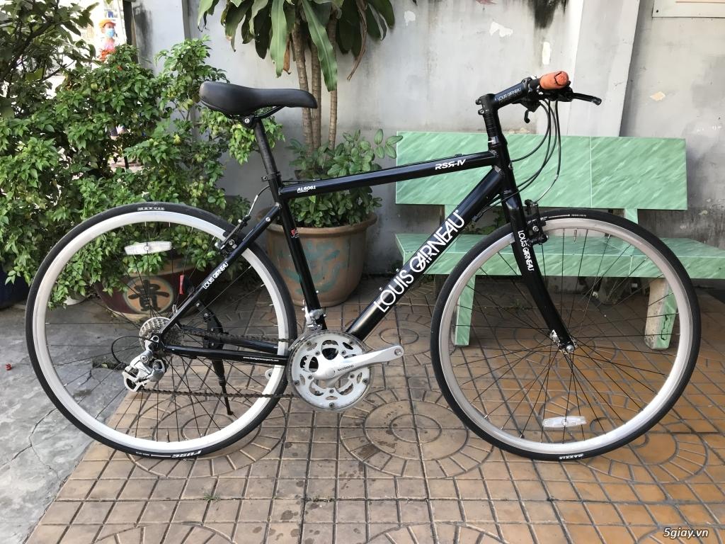 Xe đạp hàng Kho Bãi từ Cam về.. - 7
