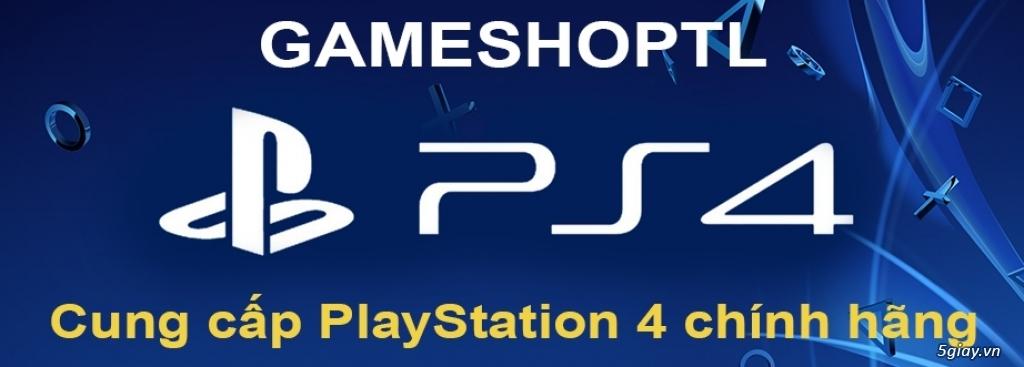 Chuyên mua bán sửa chữa máy game PS4, PS3, NINTENDO SWITCH,phụ kiện...