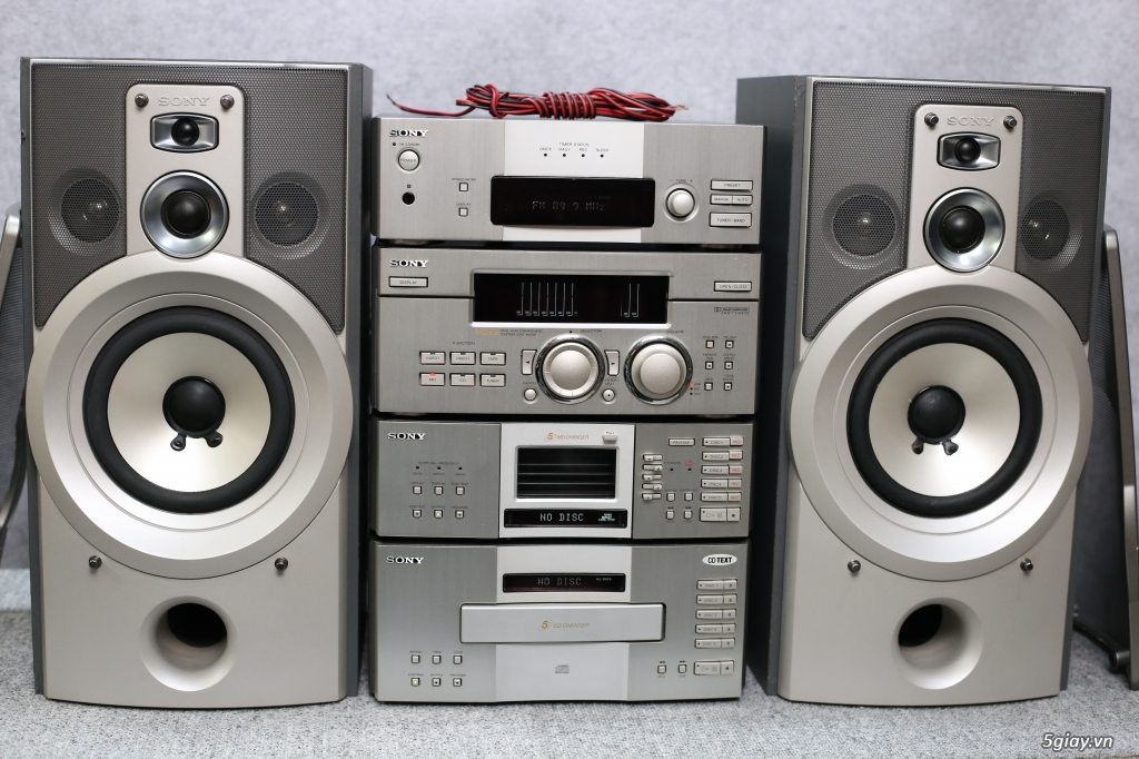 Máy nghe nhạc MINI Nhật đủ các hiệu: Denon, Onkyo, Pioneer, Sony, Sansui, Kenwood - 20