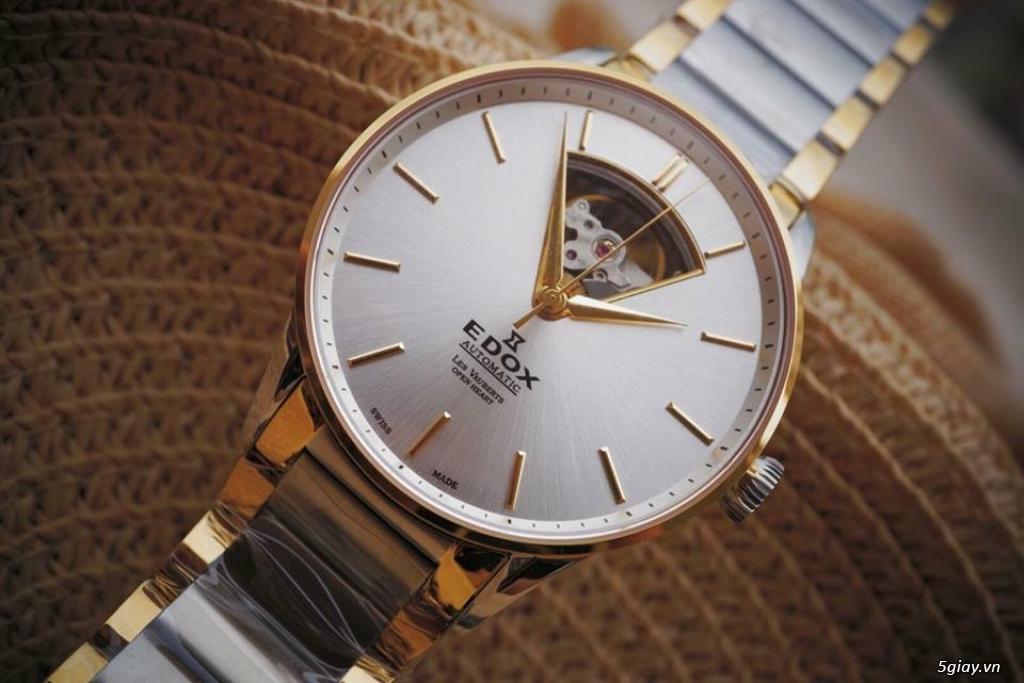 Đồng hồ chính hãng Thụy Sỹ Fc, Raymond Weil, Edox - 47
