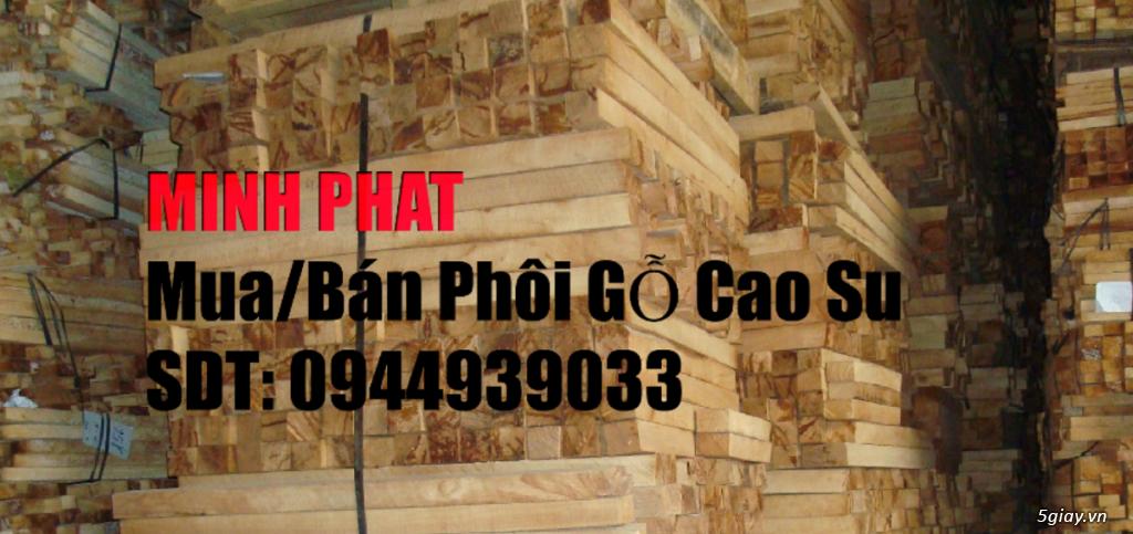 phôi gỗ cao su lh A Trình 0944939033 Bình Phước