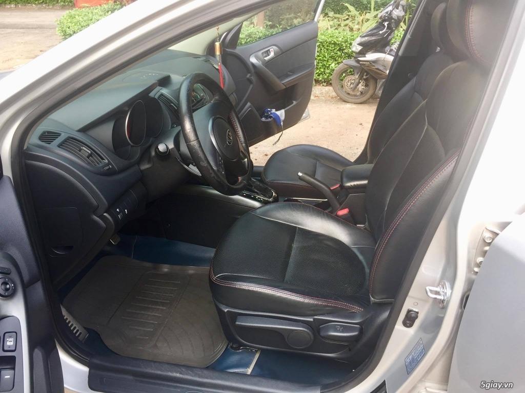 HCM - Cần bán gấp ô tô Kia Fort 2011 xe gia đình chính chủ.