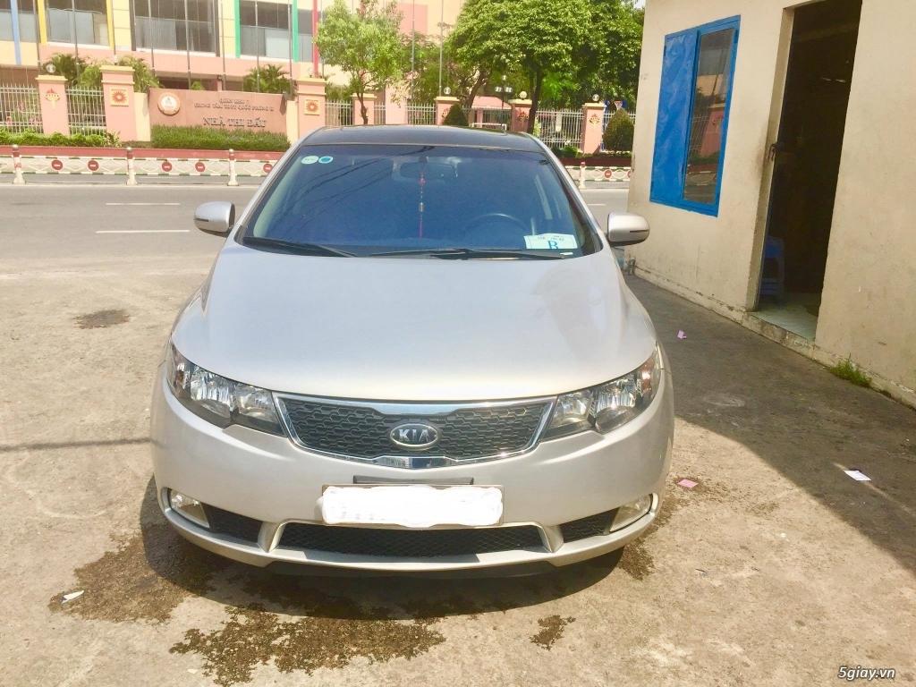 HCM - Cần bán gấp ô tô Kia Fort 2011 xe gia đình chính chủ. - 8