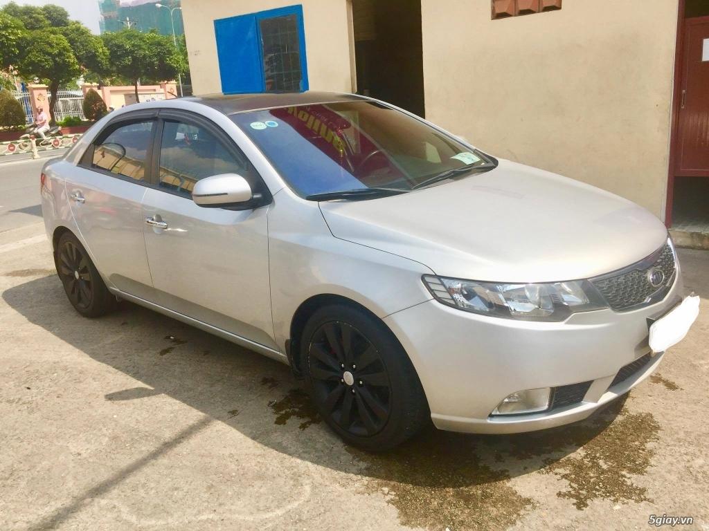HCM - Cần bán gấp ô tô Kia Fort 2011 xe gia đình chính chủ. - 4