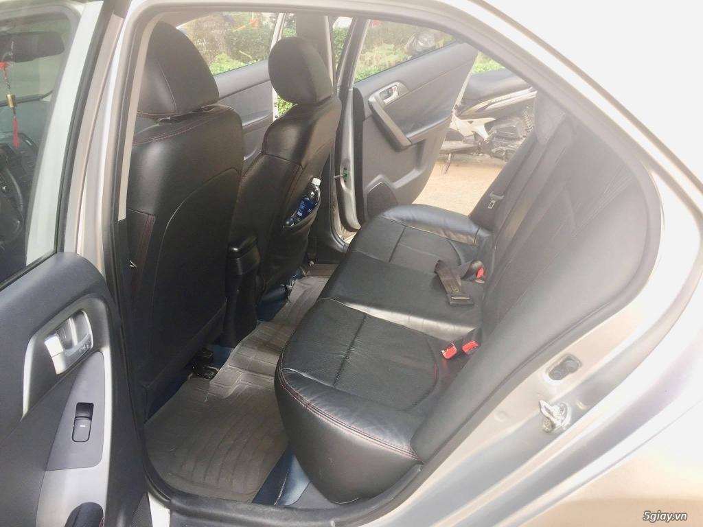 HCM - Cần bán gấp ô tô Kia Fort 2011 xe gia đình chính chủ. - 1