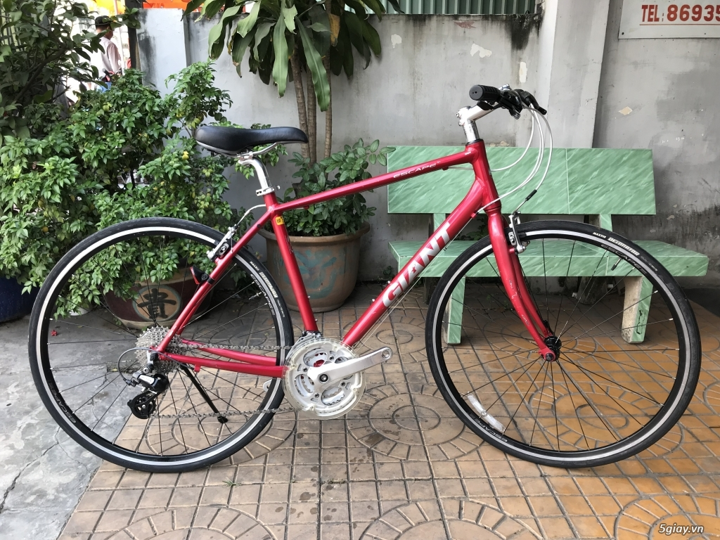 Xe đạp hàng Kho Bãi từ Cam về.. - 4