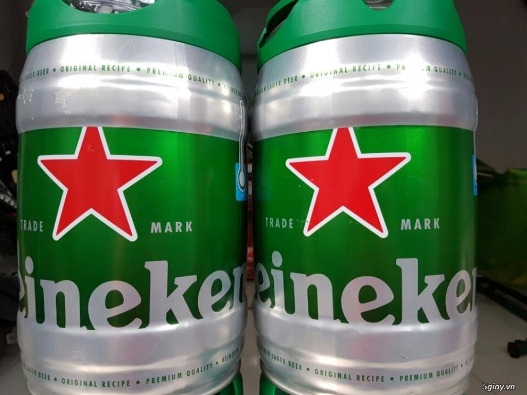 bia heineken chai nhôm hà lan - 7