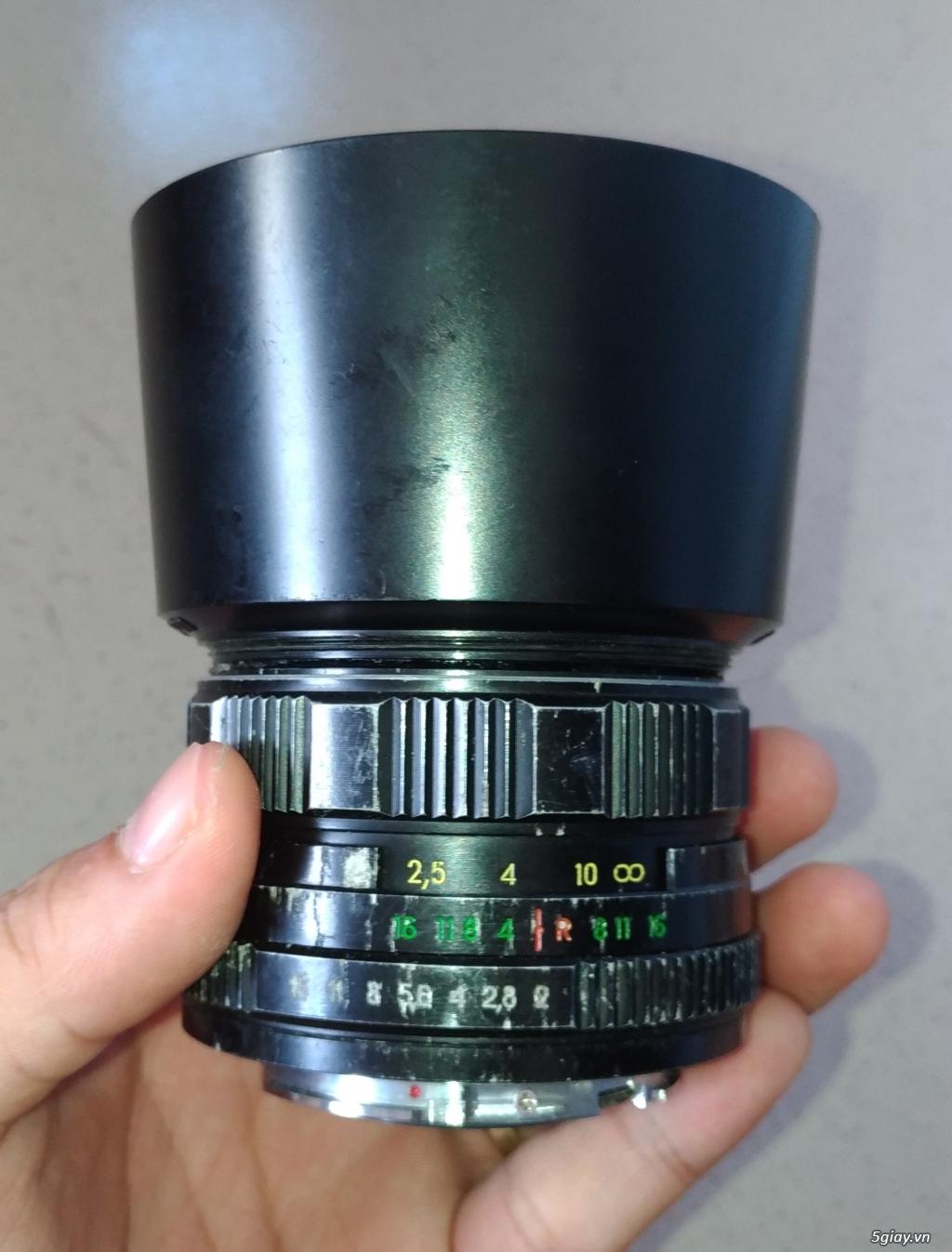 Cần bán Body Pentax K50 + DA 18-135mm  + DA 50mm F1.8 - 13