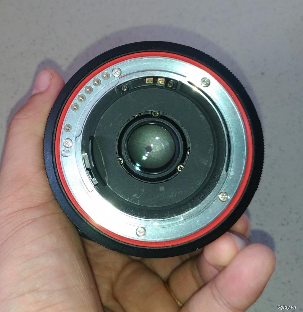 Cần bán Body Pentax K50 + DA 18-135mm  + DA 50mm F1.8 - 5