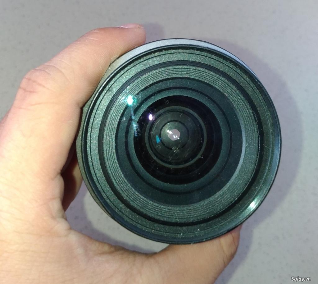 Cần bán Body Pentax K50 + DA 18-135mm  + DA 50mm F1.8 - 10