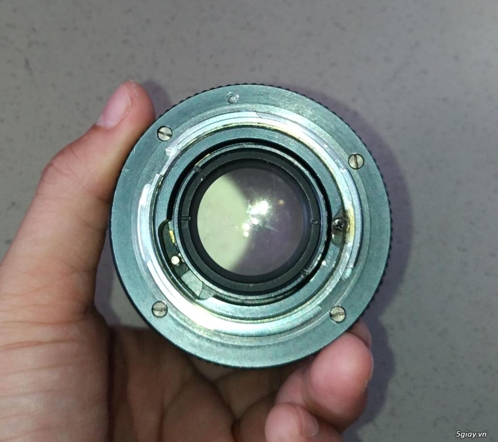 Cần bán Body Pentax K50 + DA 18-135mm  + DA 50mm F1.8 - 12