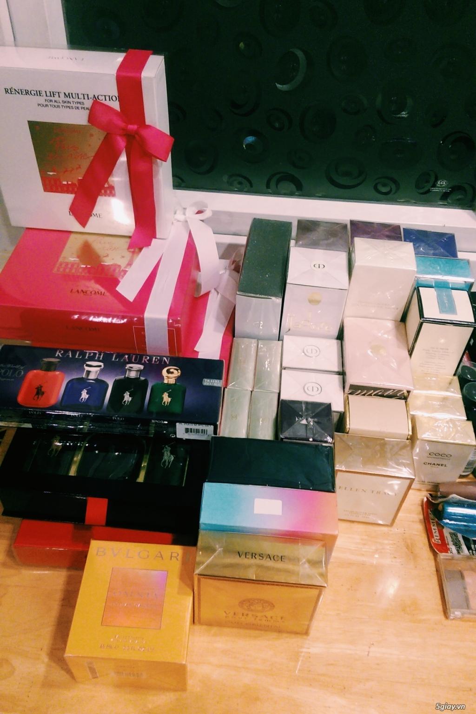 Set nước hoa làm quà giáng sinh Lancôme,Gio,RLauren,chaaa,Dior,Vic,.. - 25