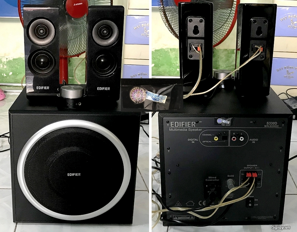 Box chống nhĩu/lọc điện,Biến áp cách li,DVD portable,LCD mini,ampli,loa,equalizer.... - 35