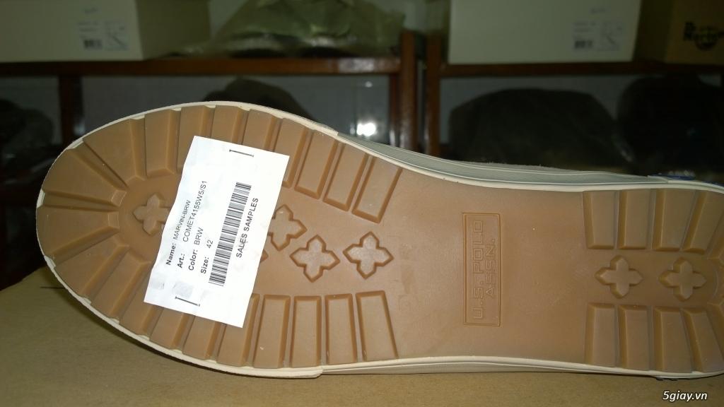 XẢ lô hàng chuyên giầy xuất khẩu tồn kho - 12