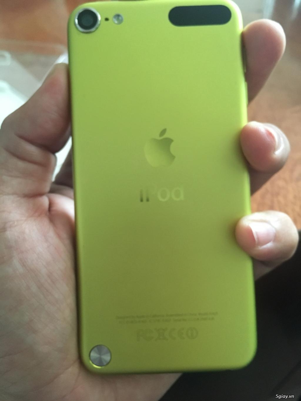 ipod touch gen 5 máy đẹp