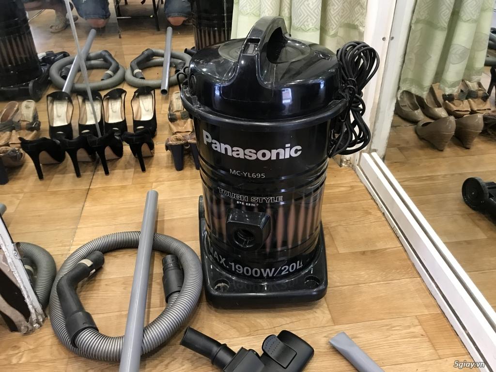 máy hút bụi công nghiệp Panasonic