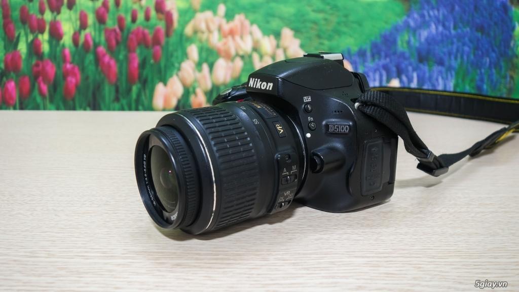 Bán Nikon D5100 kèm kit 18-55 VR - 3