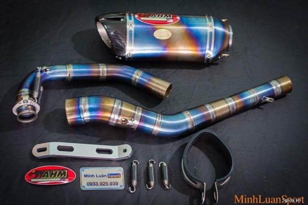 AHM Titan Exciter 150 Fi