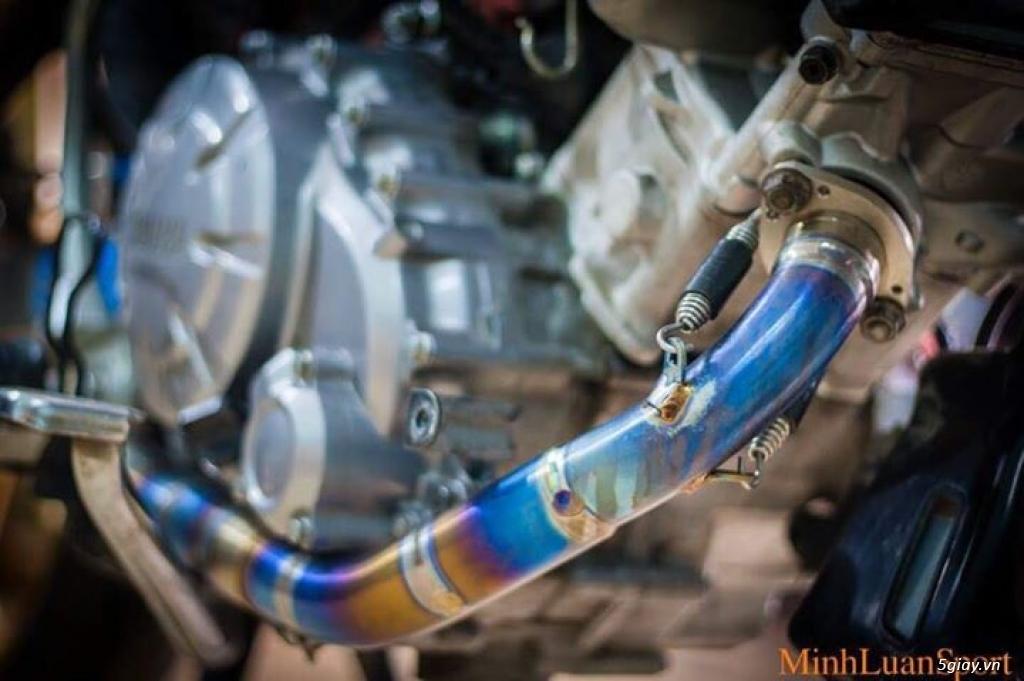 AHM Titan Exciter 150 Fi - 3