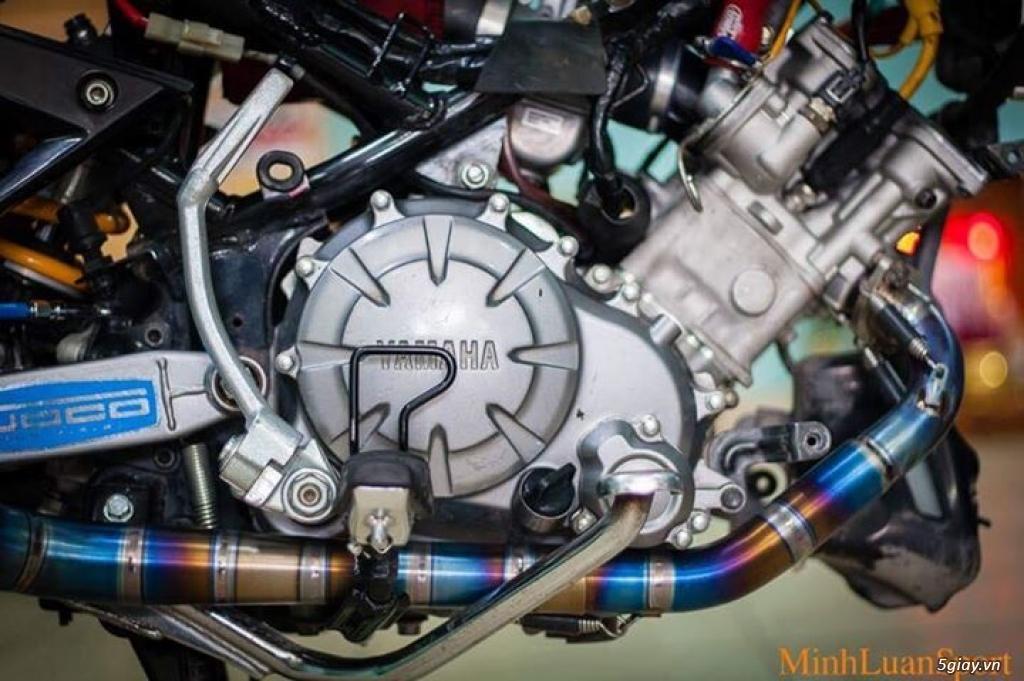 AHM Titan Exciter 150 Fi - 4