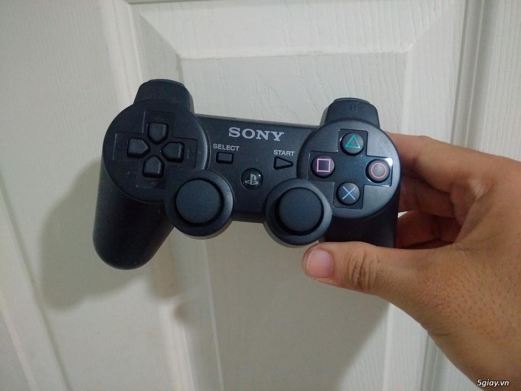 PS3 FAT 120GB máy bền + đĩa gốc. - 2