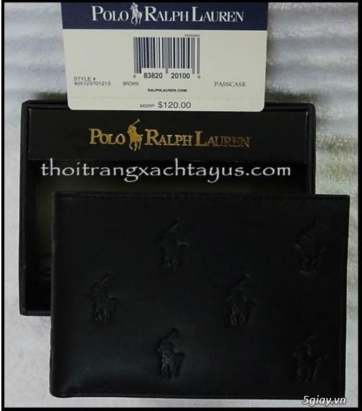 TÚI XÁCH - Bóp Da & Giầy  Nam - Nữ  Hàng AUTHENTIC từ MỸ về 100% nhe - 34