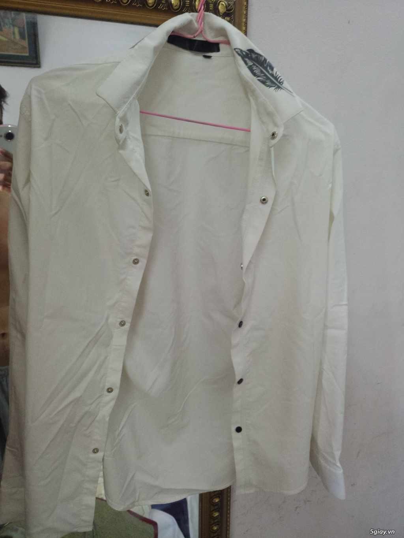 Bán quần jean  áo sơ mi dây nịt vv.... - 5