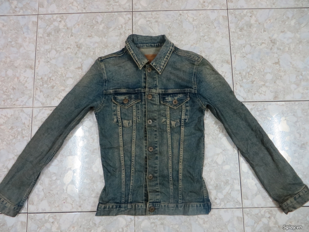 [authentic] jean jacket (2nd) - 5