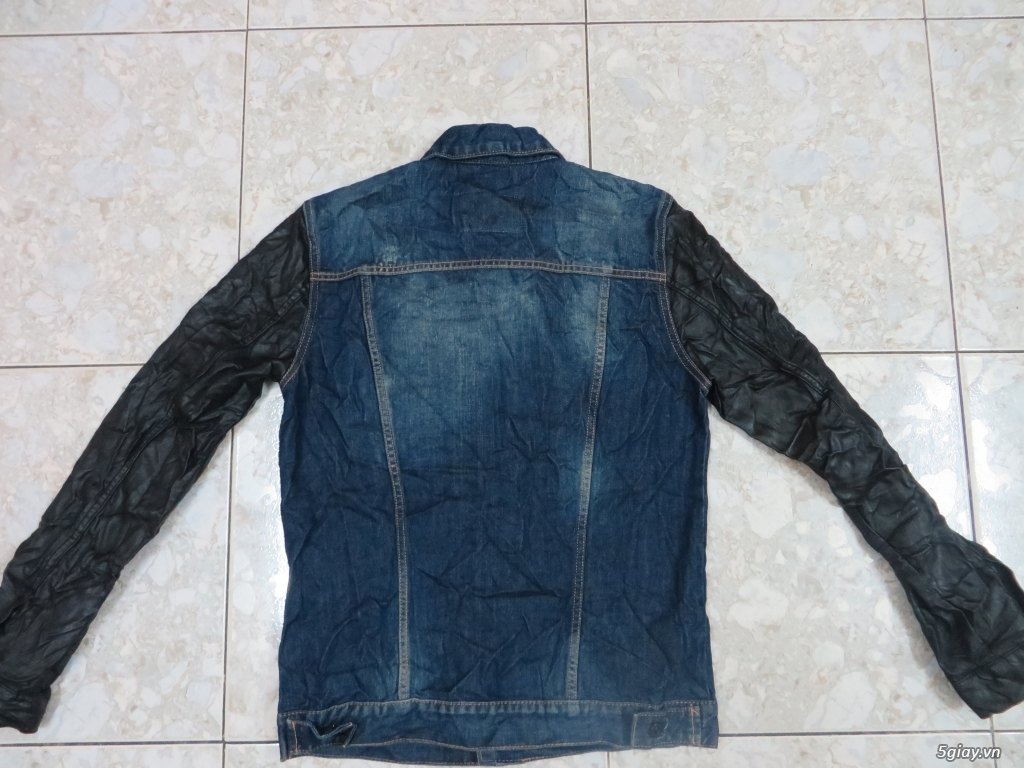 [authentic] jean jacket (2nd) - 2