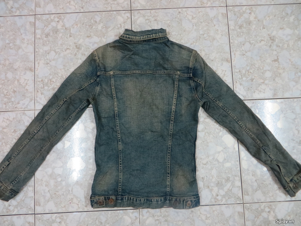 [authentic] jean jacket (2nd) - 6