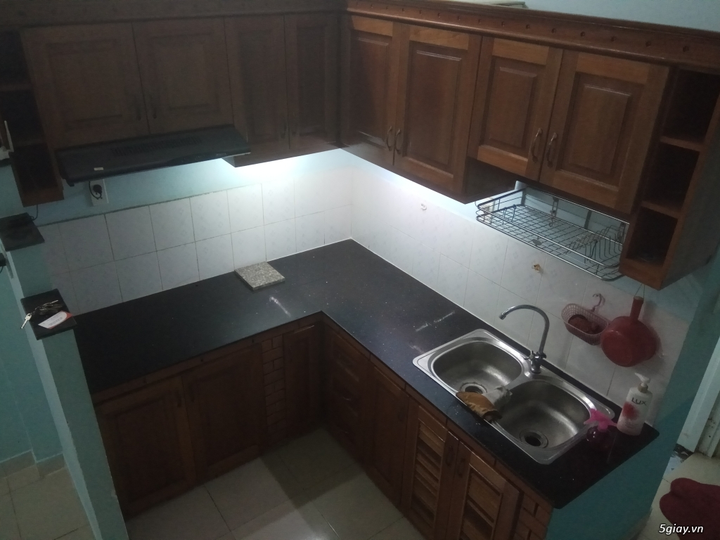 Cần cho thuê nhà nguyên căn hẻm 362 đường Phan Huy Ích - 2