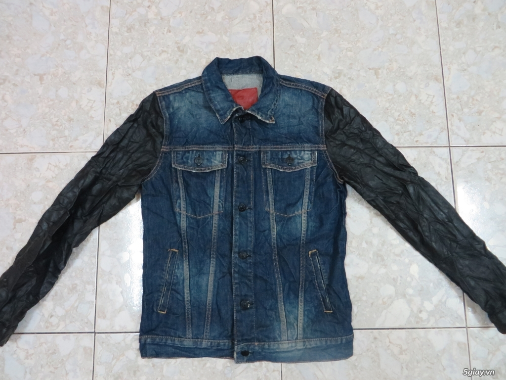 [authentic] jean jacket (2nd) - 1