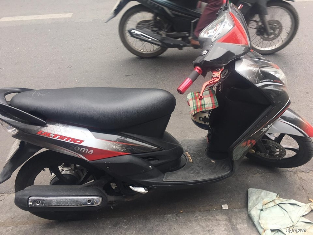 Mio Ultimo 2011 + NVX 155 ABS BSTP Ngay Chủ