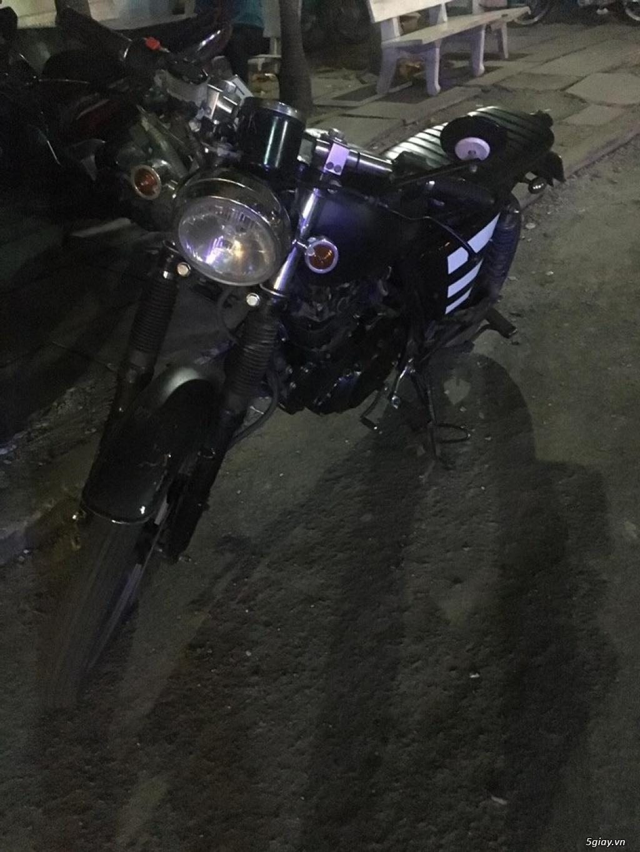 Suzuki Gn125 lên dáng cf như hình - 2
