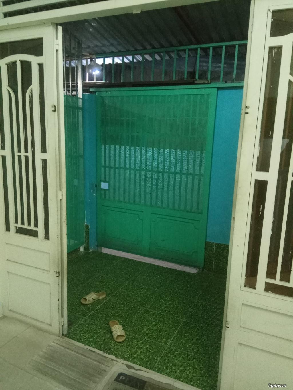 Cần cho thuê nhà nguyên căn hẻm 362 đường Phan Huy Ích