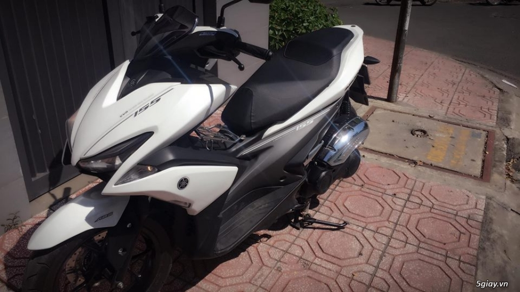 Mio Ultimo 2011 + NVX 155 ABS BSTP Ngay Chủ - 3