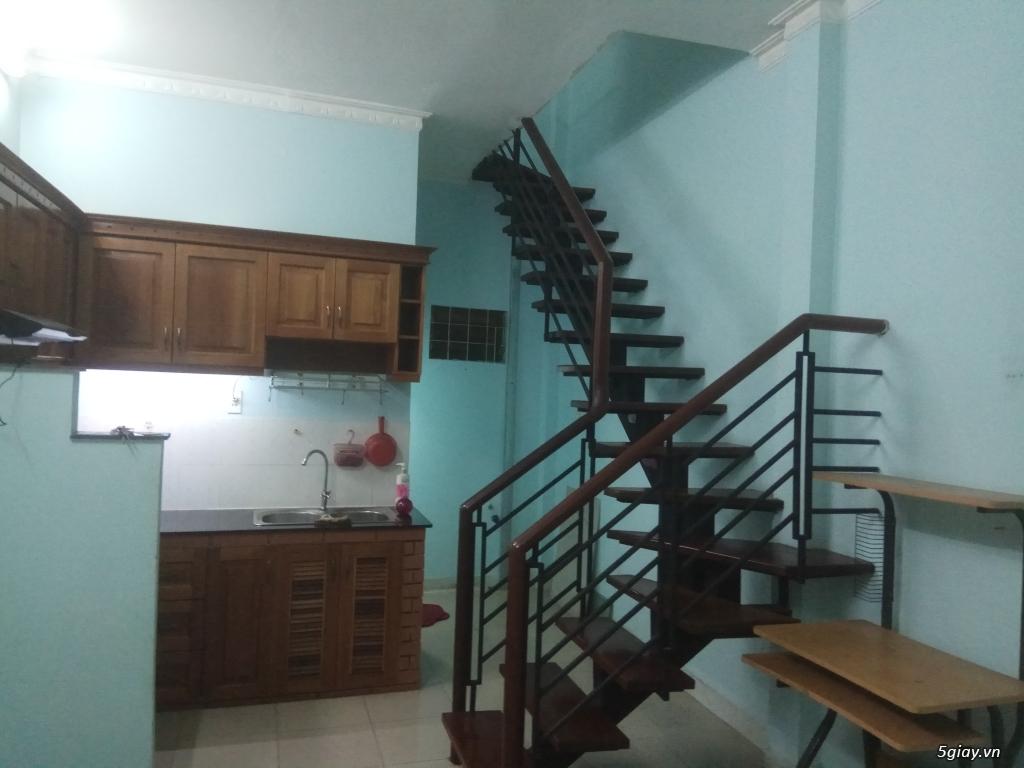 Cần cho thuê nhà nguyên căn hẻm 362 đường Phan Huy Ích - 1