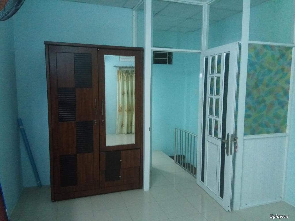 Cần cho thuê nhà nguyên căn hẻm 362 đường Phan Huy Ích - 3