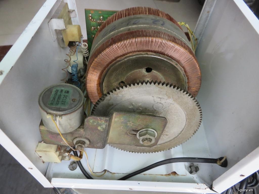 ổn áp NATION N2000 nguyên jn 600w Quạt trần Panasonic F60MZ2 - 1